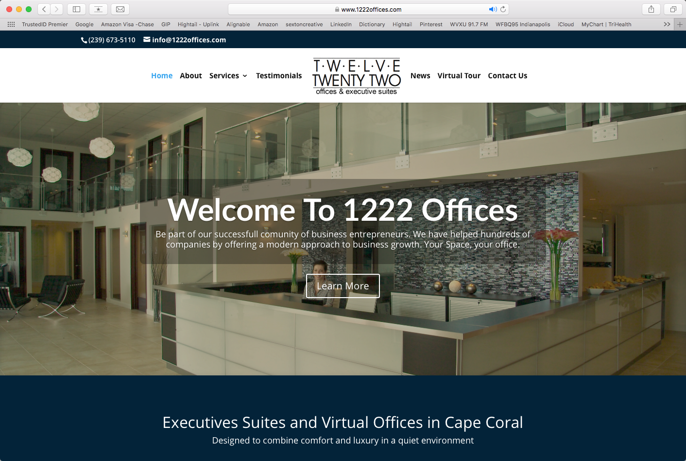 Office Rental Site